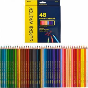 Олівці кольорові Marco 48 шт.