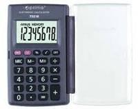 Калькулятор кишеньковий Optima 75518, 8 розрядів