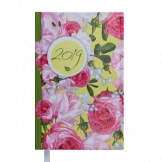 Щоденник А6 Buromax  ROMANTIC датований
