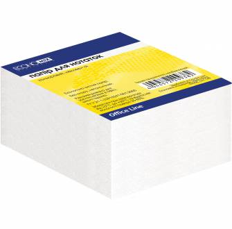 Блок паперу для нотаток Economix, 500арк., газ.