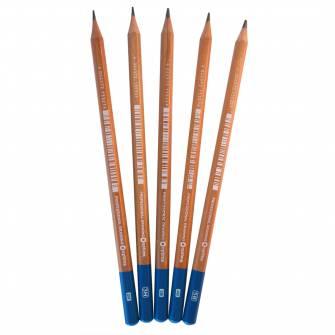 Олівець чорнографітний Optima-01552, в асортименті