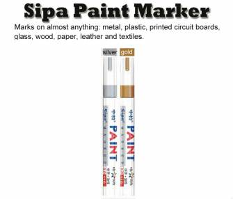 Маркер лак Sipa Paint 110