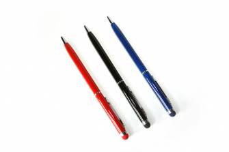 Ручка кулькова Stylus металева