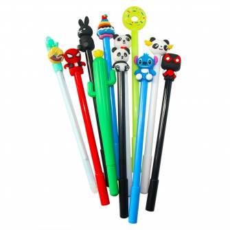 Ручка гелевая детская