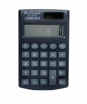 Калькулятор кишеньковий Brilliant BS-200X, 8 розрядів