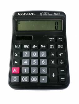 Калькулятор Assistant  AC-2435, 14 розрядів