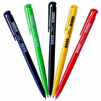 Ручка кулькова Buromax 0,7 мм, синя