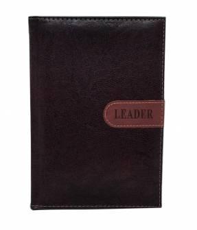 Записник А5 Leader в клітинку 118450