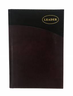 Записник А5 Leader в клітинку 118000