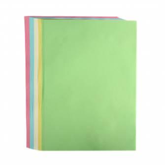 Папір кольоровий Buromax А4, 80 г/м2 , 5 кольорів