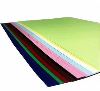 Папір кольоровий Buromax А4, 80 г/м2 , 10 кольорів