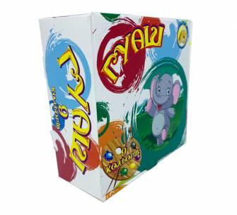 Гуаш Тетрада 9 кольорів