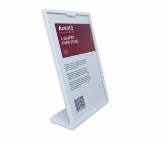 Інформаційна табличка А4 Axent