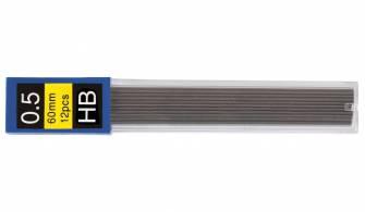 Стержні до механічного олівця Economix 0,5 НВ