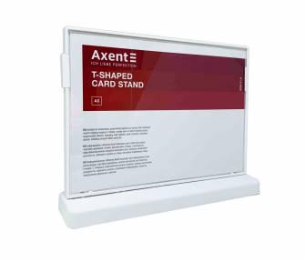 Інформаційна табличка А5 Axent вертикальна