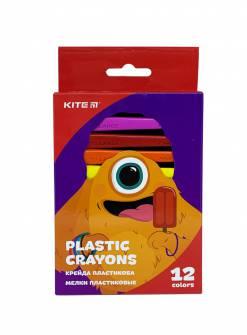 Крейда пластикова Kite 12 кольорів