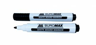 Маркер для дошок Buromax BM.8800, чорний