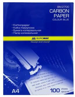 Папір копіювальний, синій