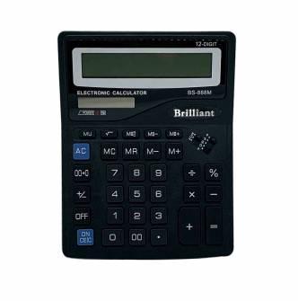 Калькулятор Brilliant BS-888 М, 12 розрядів