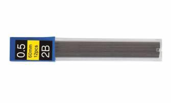 Стержні до механічного олівця Economix 0,5 2В