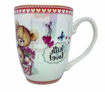 Чашка Ведмедик